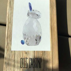 Other - Oleg Kassin crystal figure